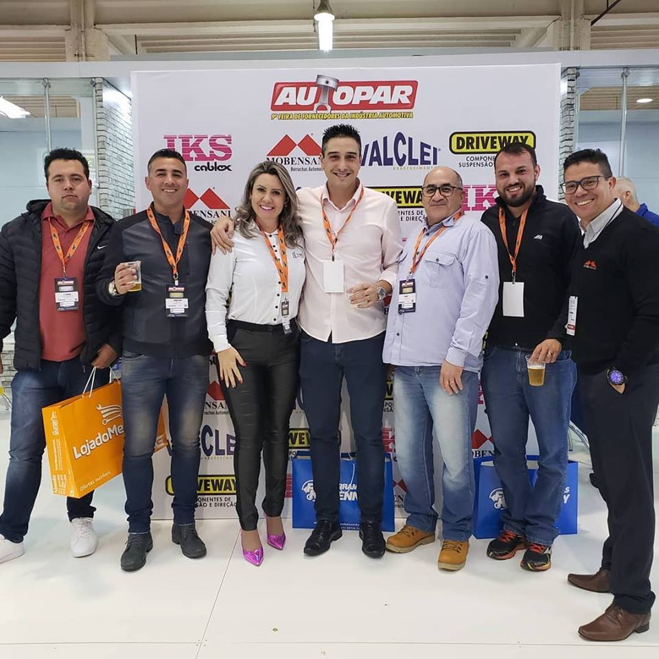 Mobensani na Autopar 2018